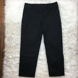Ann Taylor Women's Fit Straight Cut Black Pants 2